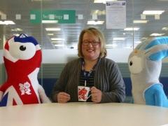 Elizabeth Case - London 2012 Changing Places volunteer extraordinaire